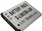 供应三洋数码相机电池DB-L80 欢迎选