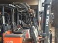 二手电动叉车林德1.6吨电瓶前移式平衡重搬运机仓储设备助手