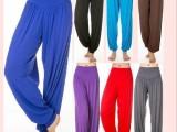 2015新款正品莫代尔瑜珈裤收口灯笼裤舞蹈裤太极裤运动服瑜伽服女