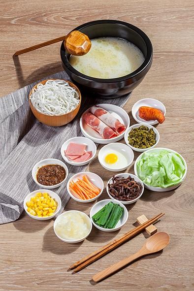 仟佰味米线技术成熟,核心技术专有 研发力量强大