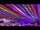 苏州第一家激光启动开场激光秀启动仪式庆典水屏干冰升降道具
