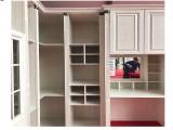 供应全铝家具铝材 全铝酒柜铝材全铝橱柜型材