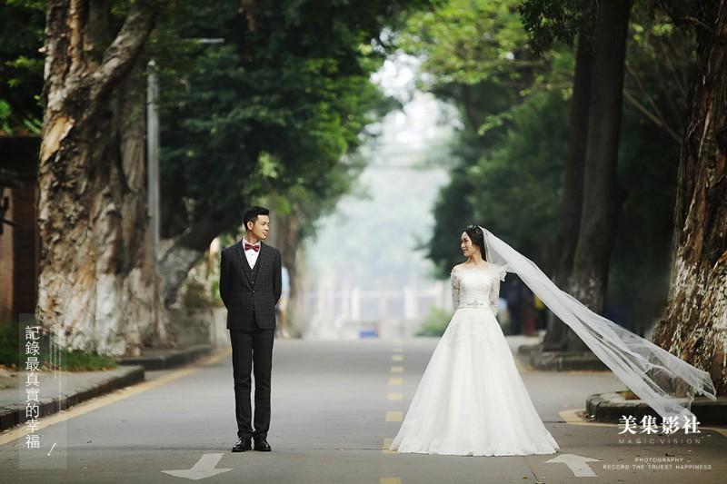 中山拍婚纱照的最佳拍摄时间