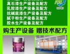 环保新项目购真石漆生产设备乳胶漆生产设备送进口配方