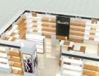 东营烤漆木质展柜制作、仿木纹烤漆商场展柜制作