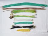 长期供应 单芯电子线 超短电子线 各种打端子电子线