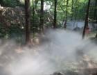 工地降尘喷雾装置,降温保湿防暑 智能保湿除尘
