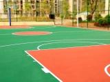 兆力体育器材精工出细活,硅PU篮球场有保障