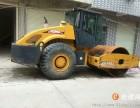 乌鲁木齐二手徐工20吨22吨26吨单钢轮震动压路机