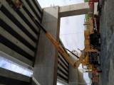 广州高空车出租公司作业路灯车维修高空粉刷