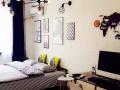 【朵朵家】 Zebra 主题短租,日租,小时租公寓
