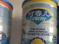 澳大利亚进口可睿二1234段奶粉