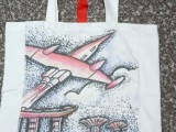 厂家定制帆布袋手提袋购物袋