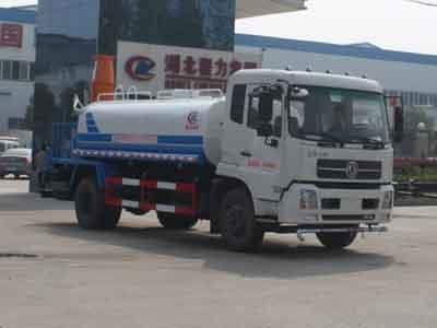 供应程力威牌5吨8吨12吨洒水带雾炮车(又称抑尘车)