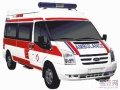 大连救护车预约 120救护车租赁 大连120救护车出租
