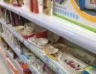 社区孕婴店重新装修货架整体转让(2017年5月购入,九五新)