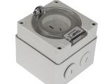供应澳式防水插座 56SO315奥式防水插座 IP66防水开关插