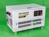 20KW静音汽油发电机小型电站应急
