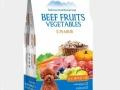 99成新艾尔中小型成犬狗粮价格10KG牛肉果蔬