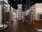 西安加盟服装店如何打造个性装修设计