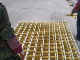 遂宁专业厂家生产玻璃钢托架 耐高温拉挤型 质量优 可来电定做