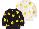 2015春季新款123岁男女小童T恤 宝宝卫衣儿童纯棉长袖打底衫