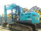 新疆塔城地区二手挖掘机回收