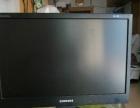 三星显示器18.5寸,自家用,完好,200元出售。