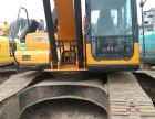 转让三一215-7原版二手挖机挖掘机