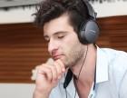 仟佰亿TD0042头戴式耳机 直插型有线耳麦 蓝色/黑色重低