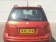 铃木天语SX4-两厢2008款 1.6 自动 运动休旅款 车河二