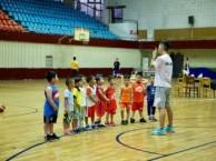武汉极光体育少儿篮球培训营