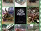 山东暖场展览道具租赁出租军事展卡通展大型圣诞树
