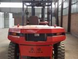 闲置大连叉车6吨,10吨低价处理