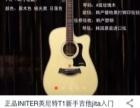 正品英尼特T1吉他,初学熟手都可用!