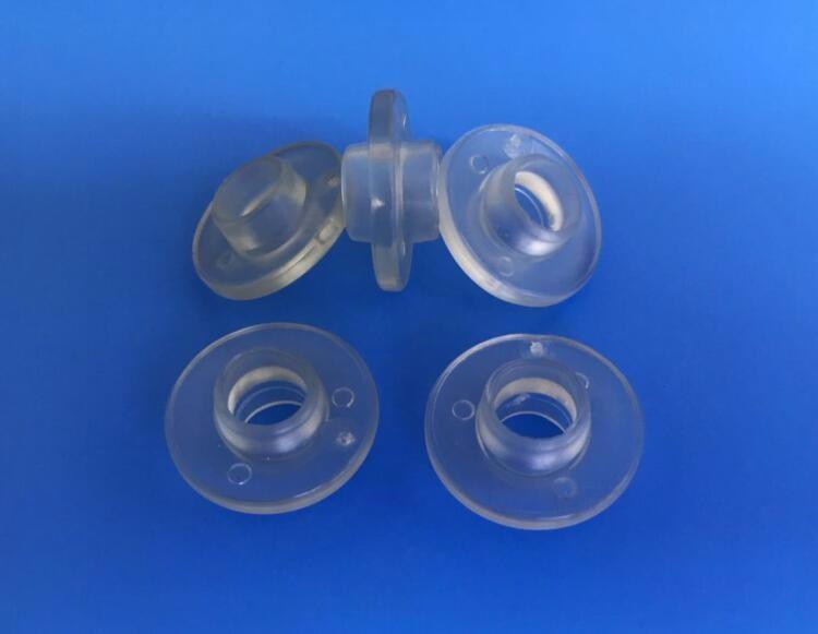 透明硅胶滚轮片 30 12 13.5L 软胶输送轮