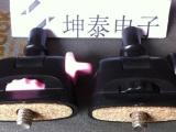厂家直销 Z07-5云台胶垫 手机自拍杆配件 塑料防滑软垫片