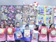 无锡艺秀少儿美术培训班 创意美术 素描培训班招生