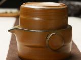 肖字和德 优质供应商 德化陶瓷 粗陶 快客杯 便携茶具 厂家直销