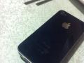 苹果4,16记黑色,便宜出售。