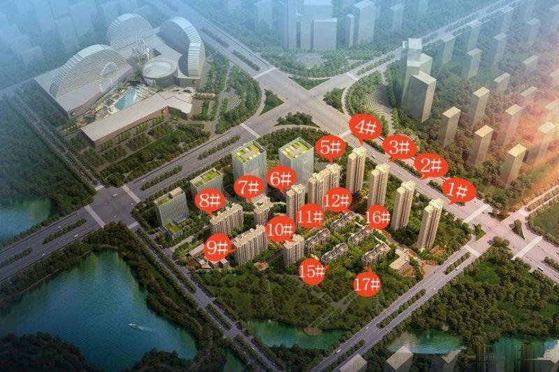 未来紫金府隆基泰和东湖大产权可贷款证全紧邻高铁站东三环包