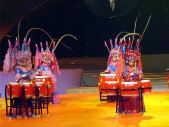 金山竖新日本太鼓表演机构哪个好