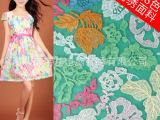 【企业集采】****电脑刺绣8色绣线满幅花边民族风连衣裙辅料