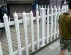 供應甘肅定西友誼廣場木紋色塑鋼PVC欄桿裝飾