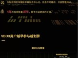 VBOX黃金版本火熱招商合作中