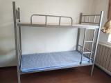 天津北辰区铁艺宿舍上下床可以送货安装