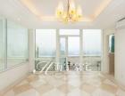 朝阳公园棕榈泉复式五居+家电家具齐全+客厅挑高落地窗+高45棕榈