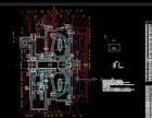 广州 越秀 CAD培训 机械制图