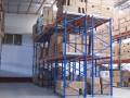 北京久昌恒通货架厂专业承接仓储货架轻重型货架阁楼货架