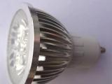 led灯具外壳配件 3*1W 26高小射